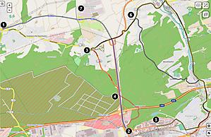 Karte_B270_OSM